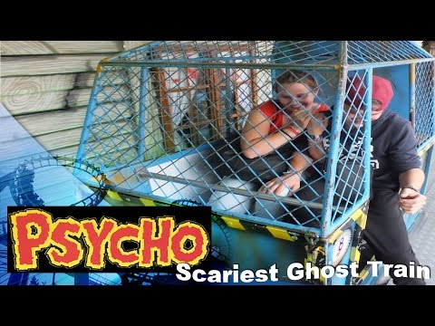 Scary Haunted House: Psychos!