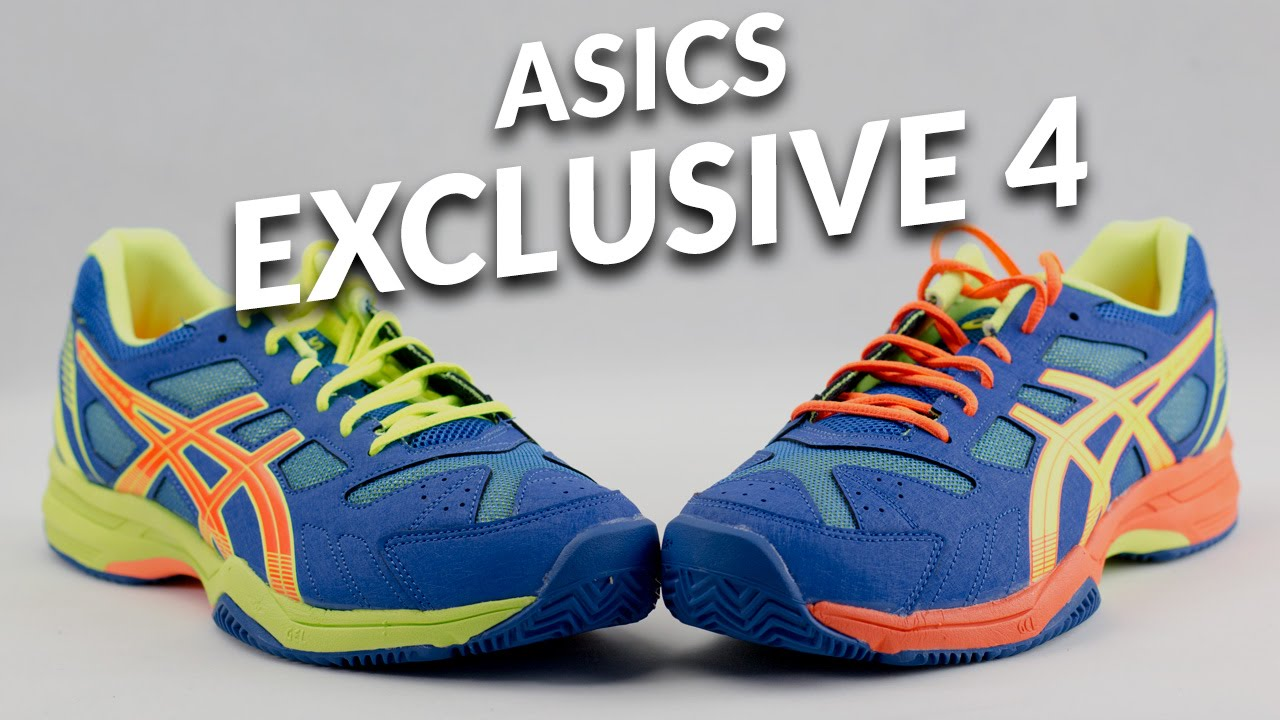 Zapatillas asics running 2014 zapatillas running asics gel - Unboxing Zapatillas Asics Gel Padel Exclusive 4 2015