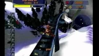 Dark Summit gameplay (PS2)