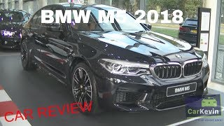 BMW M5 2018 REVIEW
