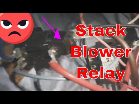 HVAC Service The Infamous Goodman Blower Relay Strikes Again - YouTube