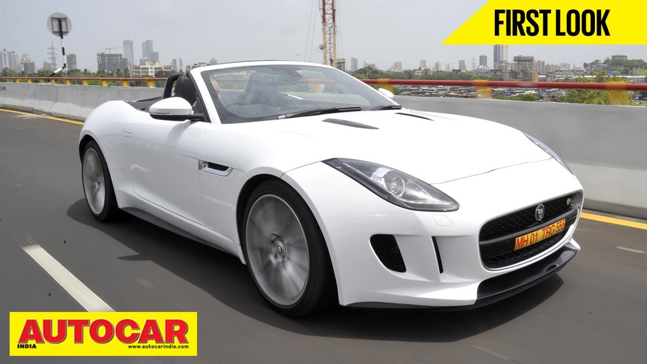 Learn about volvo sports cars. Jaguar F Type V8 S Exclusive India Drive Autocar India Youtube