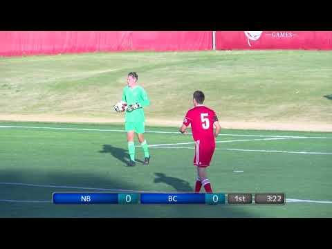 2017 Canada Summer Games - Men's Soccer - New Brunswick vs. British Columbia