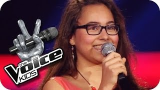 Tim Bendzko - Am Seidenen Faden (Lara) | The Voice Kids 2014 | Blind Audition | SAT.1