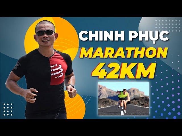 Chinh Ph?c Maraton 42 KM Cùng Ph?m Thành Long