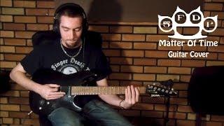 Five Finger Death Punch Matter Of Time Guitar Rhythm