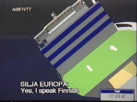 M/S Estonia Mayday Call