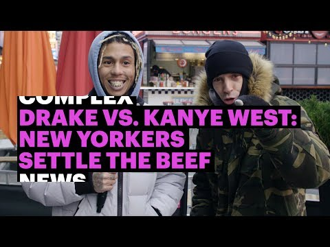 Drake vs. Kanye West: New Yorkers Settle the Beef Mp3