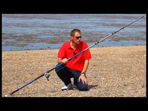 Sea Angler Reviews The New Sonik SKS Beach Fishing Rod