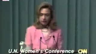 hillary clinton womens rights are human rights
