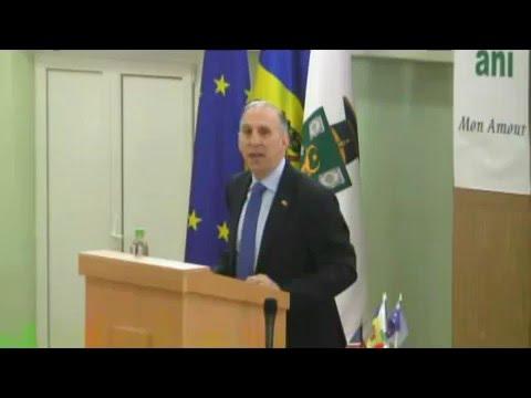 """Conferință FRIȘPA / James Pettit, Ambasador al SUA în RM """"2016 United States Presidential Election"""""""