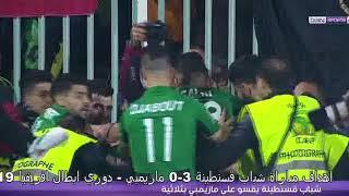 اهداف مباراة شباب قسنطينة 3 0 مازيمبي   دوري ابطال افريقيا 2019