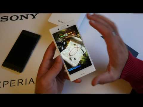 Sony Xperia X Compact teszt videó