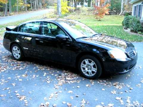 2005 Nissan Altima For Sale >> 2005 Nissan Altima For Sale Topsham Maine