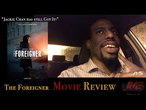 """REVIEW for THE FOREIGNER (2017) 