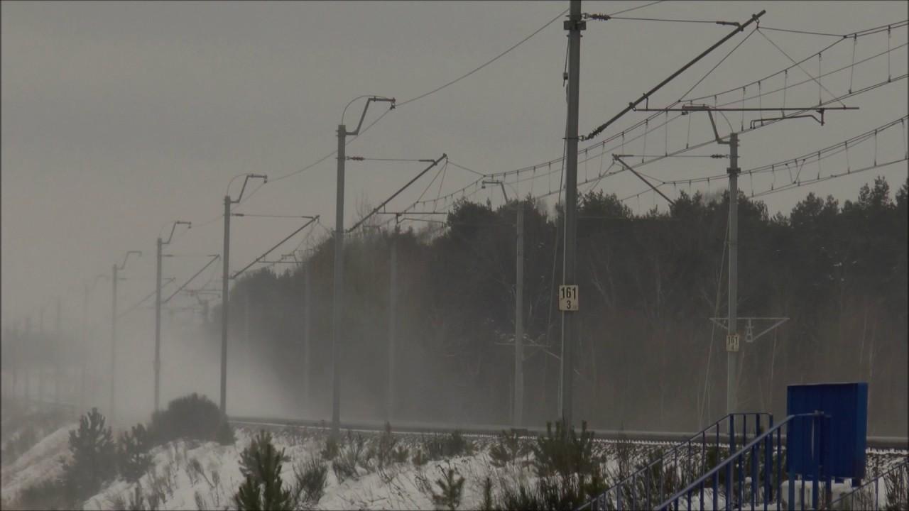 Zima na CMK cz.1