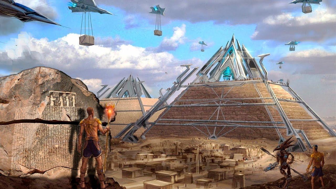 Mysteriöse FELSINSCHRIFT Verrät Ungewöhnliche Daten Der PYRAMIDEN VON ÄGYPTEN