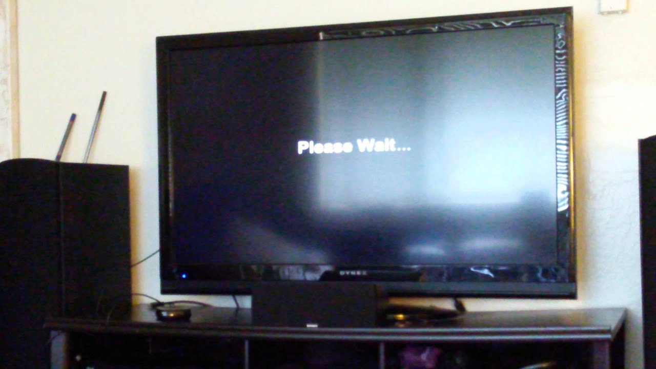 Dynex Tv Picture Cuts Off But Sound Works