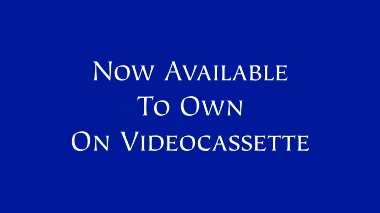 Now Available To Own On Videocassette Flashbang HD Remake