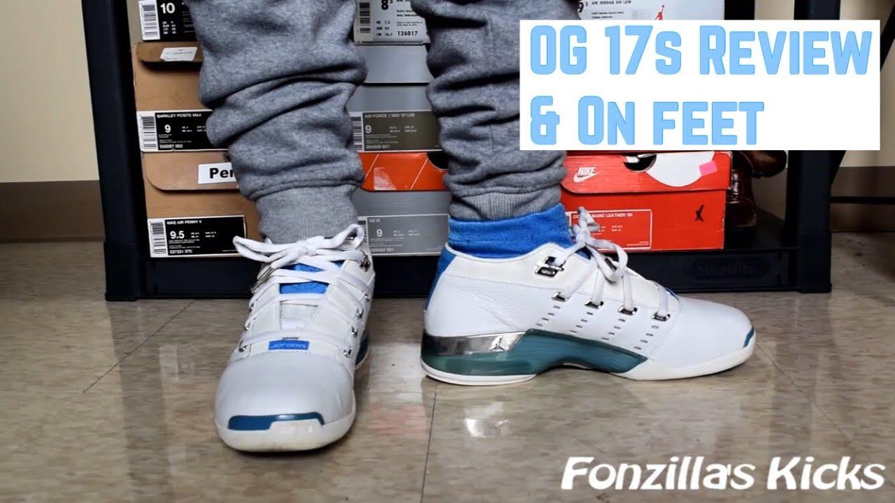 b9e686a0f95498 Ebay Steal!! Original Air Jordan 17 Low