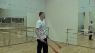 Видео уроки поинга: Волна