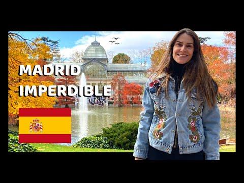 CONTINUAMOS DESCUBRIENDO MADRID #02 | La Gracia de Viajar #25