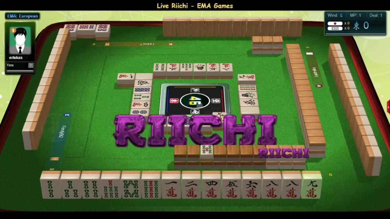 riichi mahjong online