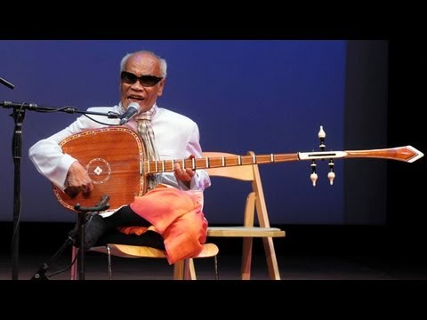 Cambodian Blues Legend in Concert at Asia Society in New York