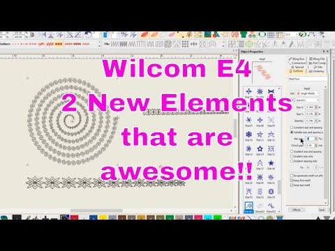 Wilcom E4 Check