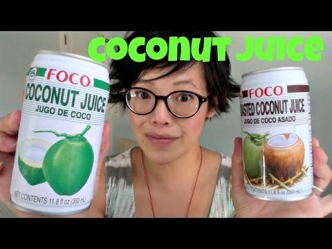 Tasting Coconut Juice & Roasted Coconut Juice | Thirsty? #20