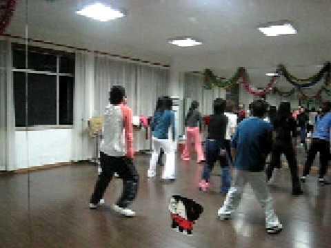 工号舞舞蹈课堂视频-街舞FUNK-小飞12月12