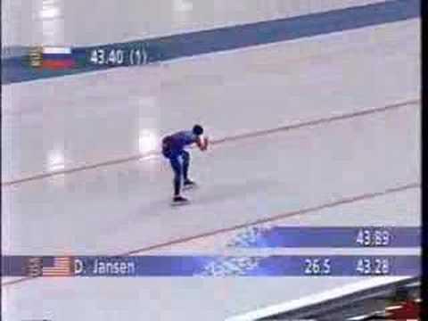 1000 m Skøyter - Lillehammer OL - 18. februar 1994