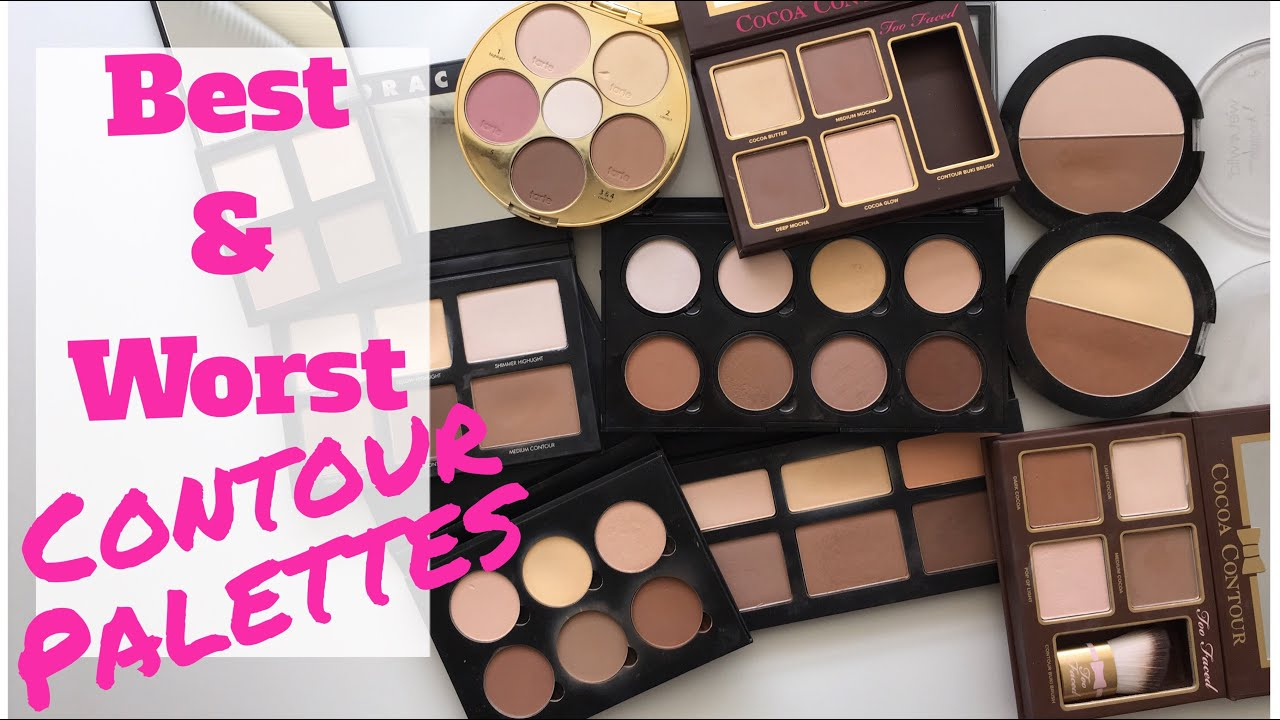 Contouring with drugstore makeup