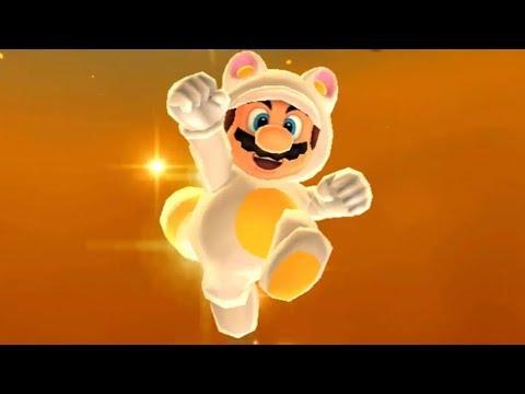 Super Mario 3d Land - Gameplay Walkthrough Part 4 - Dunia 4 Bintang Mario(3DS)