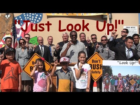 """Look Up!"" Press Conference - Wednesday, August 17 @ 10 a.m - Colonial Acres Elementary School"