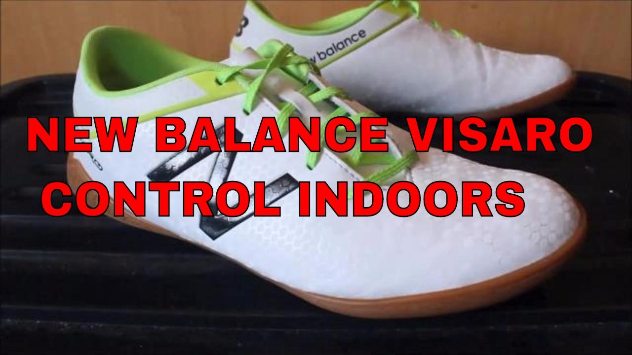 new balance visaro control review