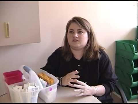 Phlebotomist, Career Video from drkit.org - YouTube