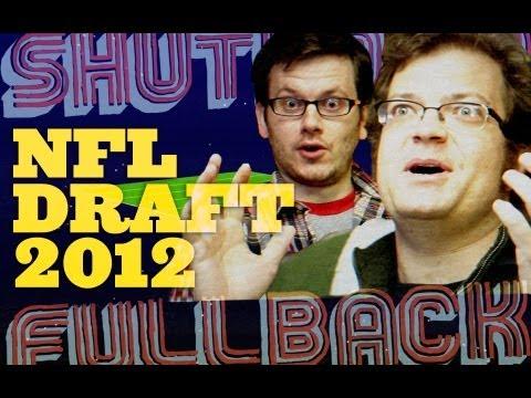 NFL Draft 2012 by Shutdown Fullback