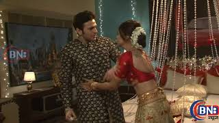 Serial: Meri Hanikarak Biwi   Akhilesh & Ira's HONEYMOON  अखिलेश और इरा romantic scene
