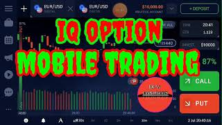 Iq Option mobile trade | win $519,828.58 | android app for iq option