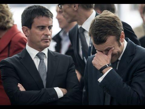 [Zap tv] La polémique Manuel Valls ! 09/05/2017
