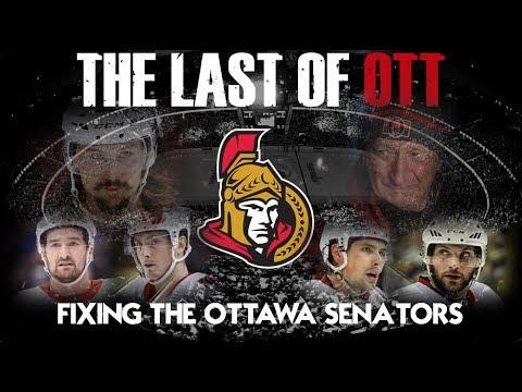 The Last of Ott: Fixing the Ottawa Senators