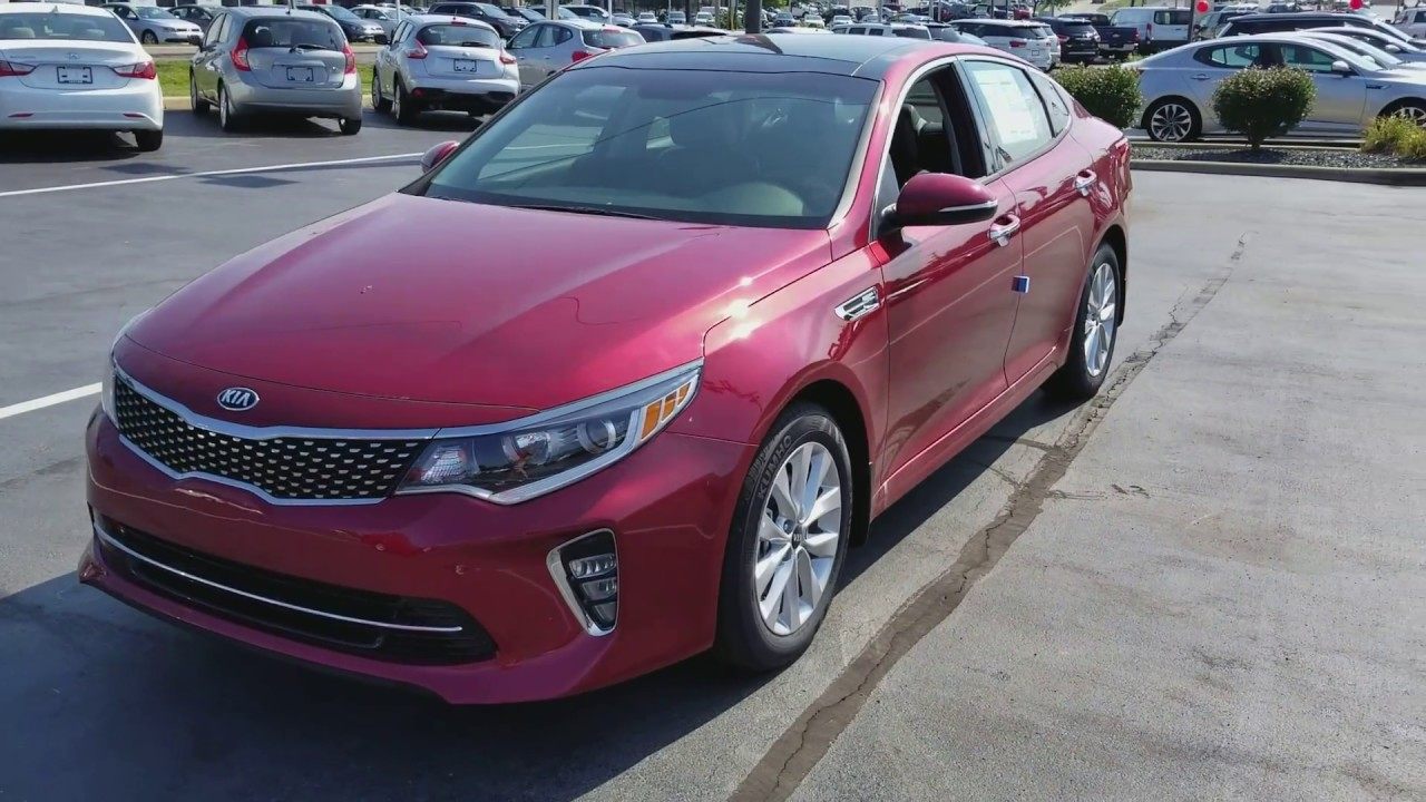 Taylor Kia Of Boardman >> 2018 Kia Optima S (BRAND NEW TRIM FOR 2018!) - YouTube