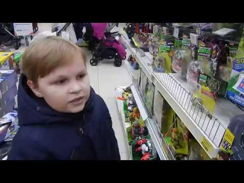 ВЛОГ/Детский Мир/Покупка Лего!
