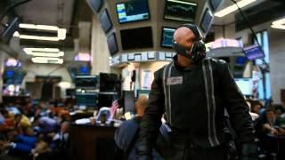 The Dark Knight Rises Stock Exchange Hit and Escape thumbnail