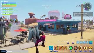 FORTNITE SAUVER THE WORLD IN SURVIE NV40 NOCTURNO / HYDRE AND LANCE CITROUILLE BEST GUN GAMEPLAY LIVE