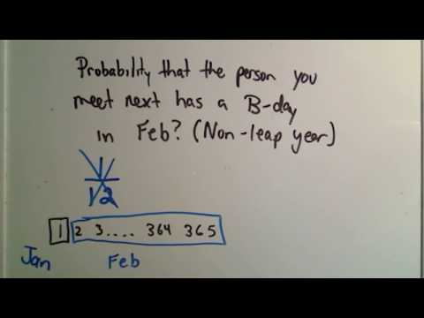 Probability Problems (solutions, examples, videos)