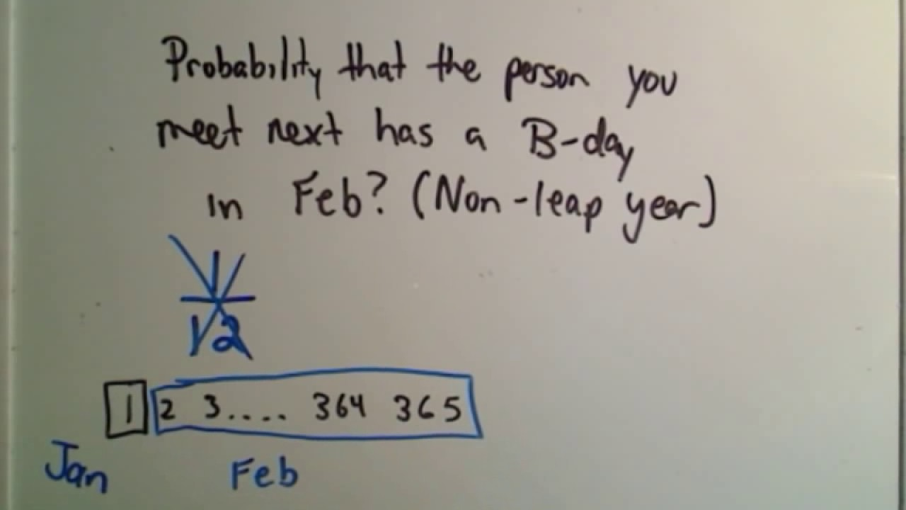 small resolution of Probability Problems (video lessons