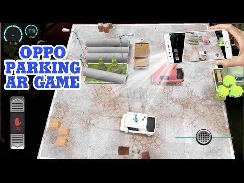 Oppo Amazing AR 3D Parking Game