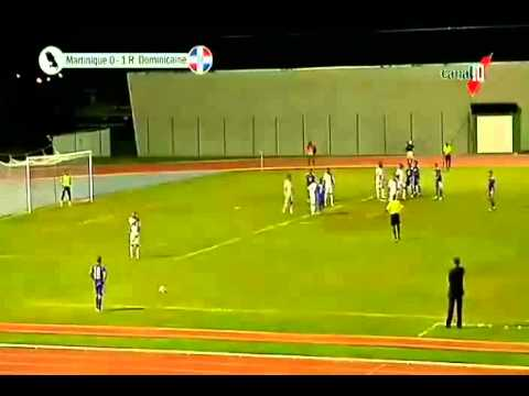 Dominican Republic vs Martinique - Group 7 - Caribbean Cup 2012